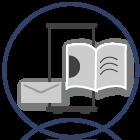 רולאפים, מעטפות, חוברות